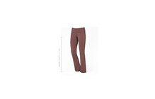 CURARE Long Pants tight marron